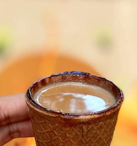 Ashutosh motilalal introduced Mumbaikars to the idea of not just drinking tea but eating it off