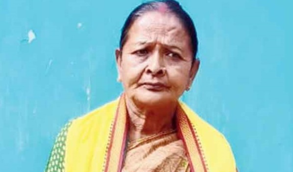 Chutni Devi - The brave fighter against evils, Chutni belongs to Birbasha village in Saraikela-Kharsawan district of Jharkhand