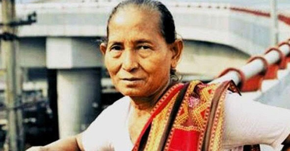 Birubala Rabha, an activist has been campaigning against witchcraft and witch-hunting in Assam