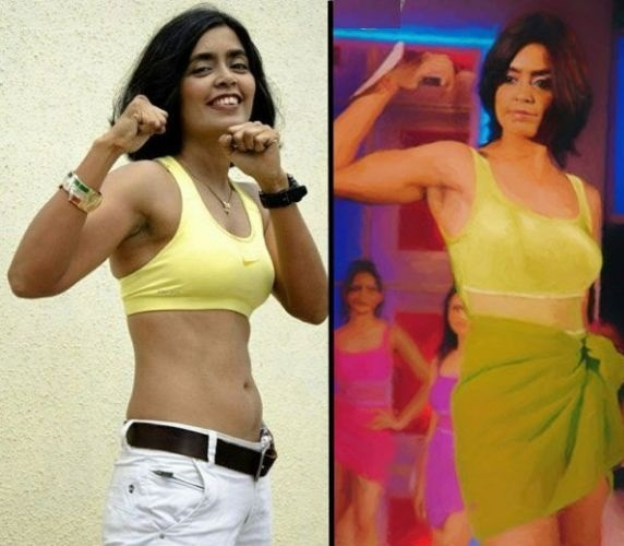 She also become the highest ranked instructor in Jeet Kone Do and a finalist of Mrs. India World pageant