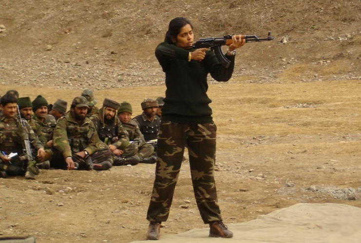 The Rao Reflex Shooting Method and is accepted and used by the Indian military