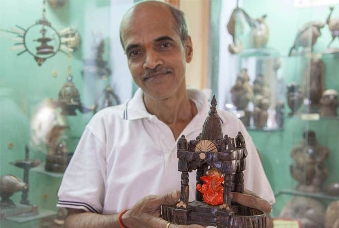 Vijayanand's Art Gallery