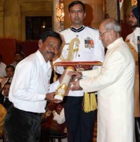 bio imageKarimul conferred with the country's fourth-highest civilian honour, the Padma Shri