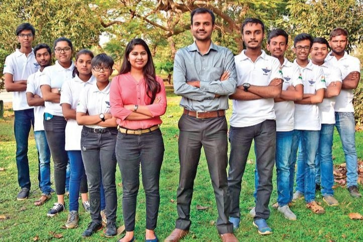 Out of 800 applicants from across the country, the shortlisted 10 young engineers