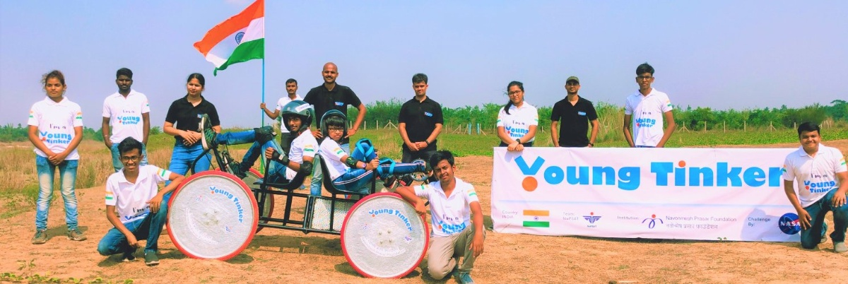 Indian students deserved a win at NASA Human Exp Rover Challenge 2021. Who are these students
