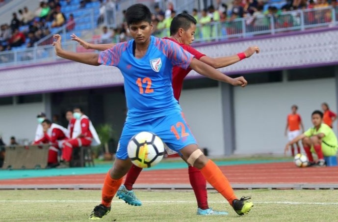 When she scored 6 goals in the 2014 SAFF Women's Championship, she became an obvious pick for the national team