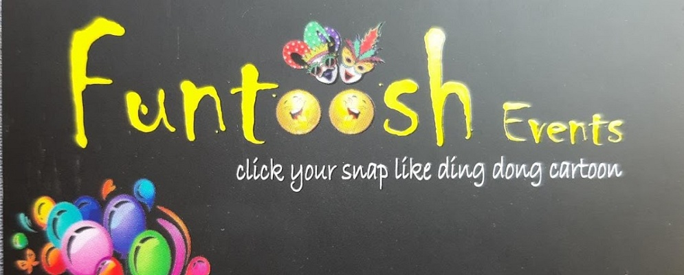 Shehla Arif started her own event management company called - Funtoosh