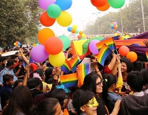 A Zinger Of Happiness When parts of Section 377 of the IPC were modified