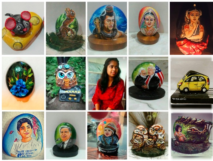 Who will buy Stone Art - I sold and created a market to fund my education