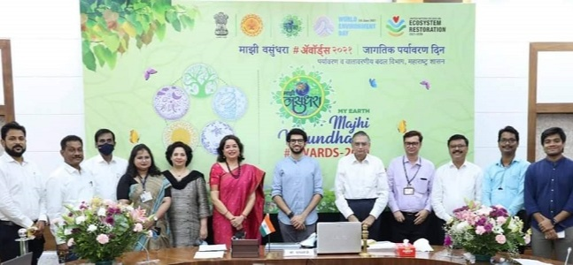 Subhajit - Mission Green Mumbai focuses on the protection of trees and planting native trees with the engagement of citizens