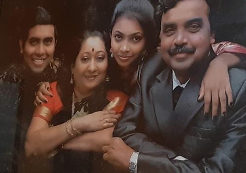 Nandan Niranjan Bhoopalam Family