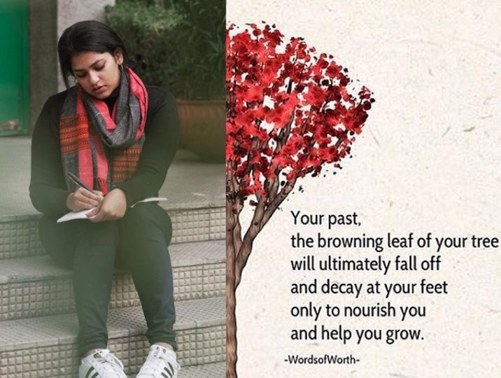 WordsofWorth poems going viral on insta. It is impacting thousands to stay positive