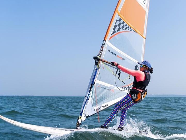 Goan teen is the youngest Skiff sailor. Awarded the Bal Puraskar 2020