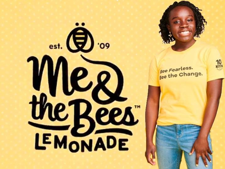 15 YO girl educates on the importance of saving Bees, establishes a million dollar enterprise