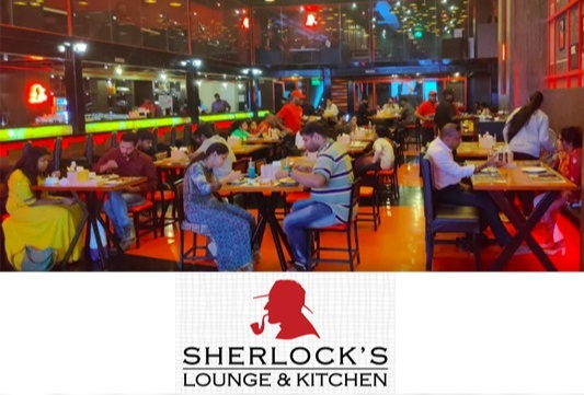 Sherlock's Lounge and Kitchen - a Family Pub atmosphere that caters to everyone's recreational needs irrespective of age and gender