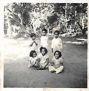 Kavery Nambisan Sisters and Cousins
