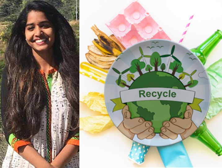 Can we hope to see Hyderabad as the cleanest city by 2025, this girls initiative could possibly