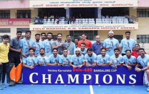 Bangalore Cup -2019 Winners