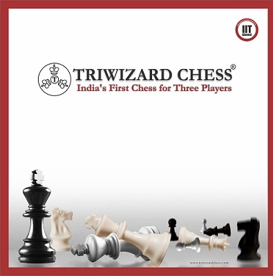 Triwizard chess, India's first Chess for three players