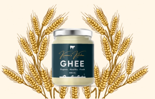 At Kimmu's Kitchen, ghee is made using the traditional Bilona method