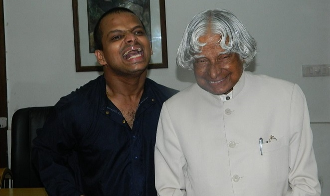 Fulfilling Moments With Sir Kalam