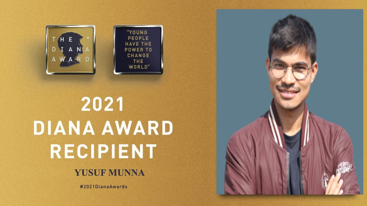Diana Awardee Bangladeshi youngster is empowering teens through Reflective Teens magazine