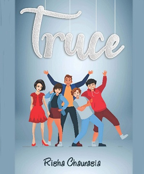 Risha Chaurasia published her second novel, TRUCE  on 29th December 2019 when she was 12 years old