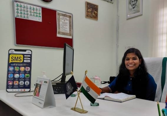 She secured an All India Rank of 410 in her third attempt and became the first tribal woman to achieve this feat