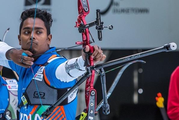Atanu Das - An Archer With Focus