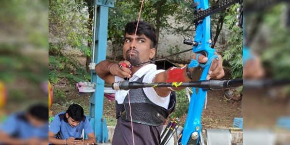 Pravin Ramesh Jadhav -Archer With Mettle
