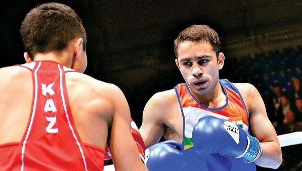 Amit Pang became the first Indian boxer for having won the silver medal at the 2019 AIBA World Boxing Championships in the Flyweight category