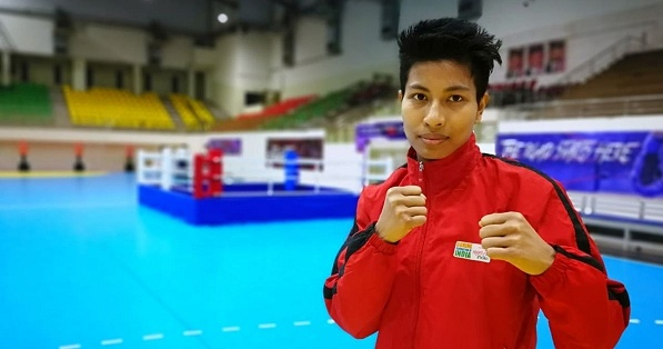 Lovlina Borgohain is a prominent boxer from Assam