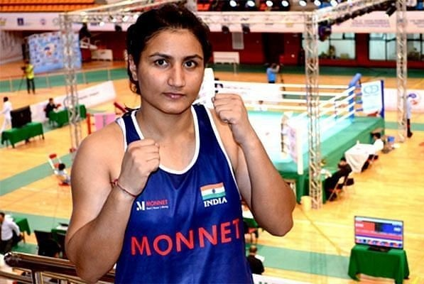 Pooja Rani Boora became the first Indian in 2020 to qualify for the Tokyo Olympics