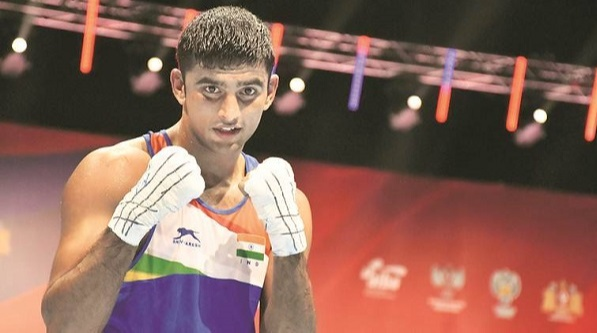 This potential boxer secured his berth at the 2021Tokyo Olympics