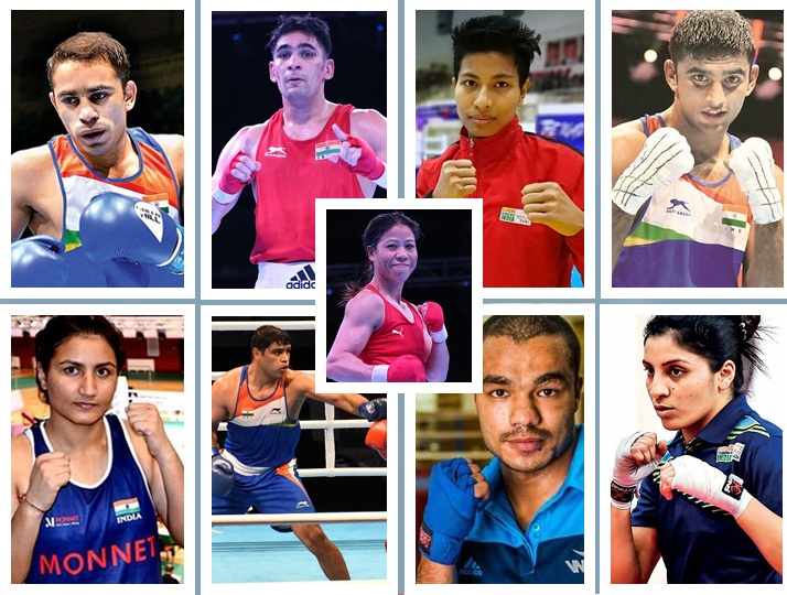 Boxers from India who punched their ticket to the Tokyo Olympics are set to make the nation proud