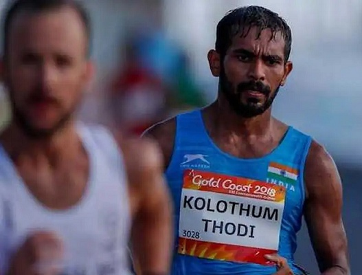 Irfan is now all set to compete in the 20Km race walk at the 2020 Tokyo Olympics
