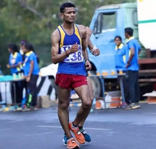 Rohilla had walked his journey to the Olympics seat by winning the 20-km men's race in 1 hour 20 minutes 26 seconds