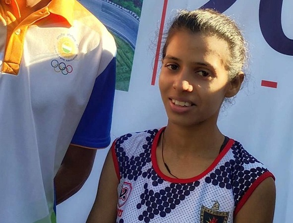 Bhawna Jat broke the national record by clocking 1hr 29mits 54sec  and qualified for the 2020 Summer Olympics