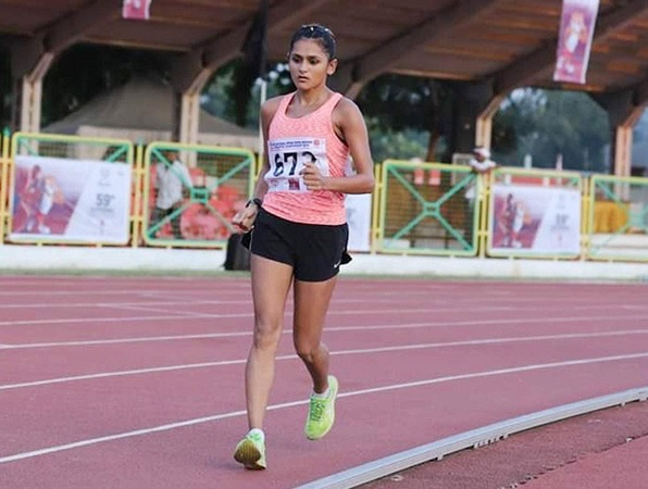 Priyanka Goswami will represent India in the 20km Race Walking in the Tokyo Olympics
