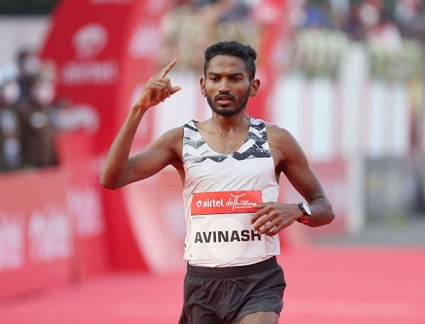 India will be represented by Avinash Sable in the individual Men's 3000m steeplechase at the 2020 Tokyo Olympics