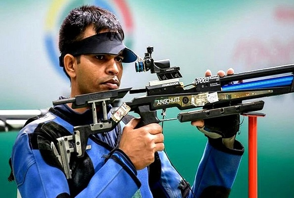 Deepak Kumar will be representing India at the 2020 Tokyo Olympics in the 10m Men's Air Rifle category