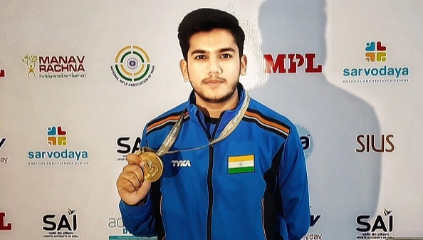 Aishwarya Pratap Singh Tomar secured a quota place for India at the 2020 Summer Olympics