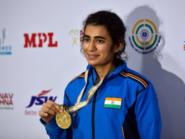 Yashaswini Singh made it to the 2020 Summer Olympics by defeating Olena Kostevych, a former Olympic and world champion