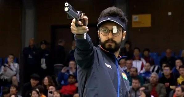 In 2019 Beijing Abhishek Verma won a gold medal in the Men's 10-metre air pistol