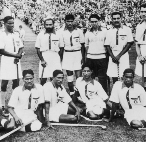 In the 1936 Olympics the Indian team scored a total of 38 goals and bagged Olympic gold thus creating a hat-trick at the Games