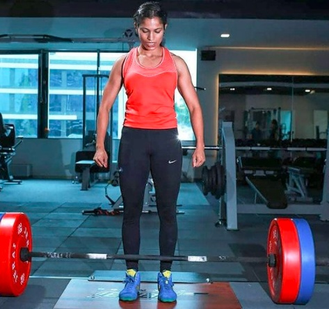 A Powerful mind and body through lifestyle changes is the Powerlifter's strong advice