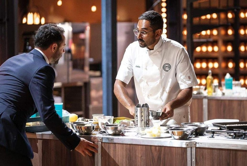 Australian MasterChefs winner has Indian roots. Loves the variety of Indian spice