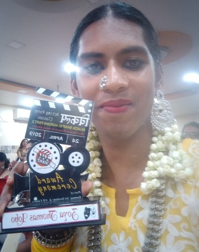 Shap ki Vardan short film sequel which received wide acclaim, amazing viewership winning Zoya an award for her performance