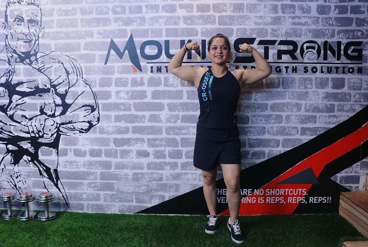 Ekta Kapoor is the co-founder of Mountstrong Personal Fitness Studio in Dehradun