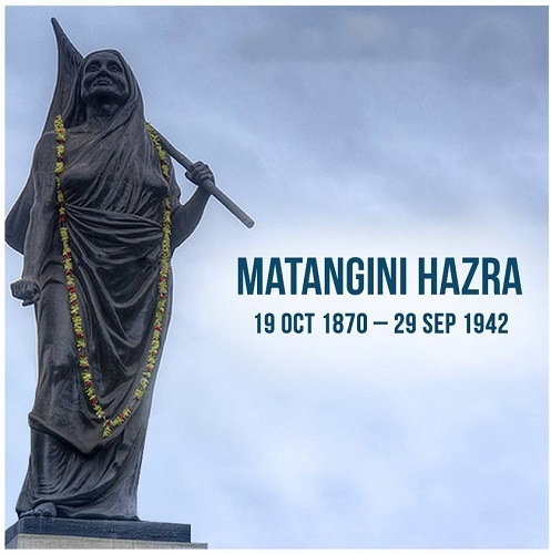 The First Woman Freedom Fighter To Have A Statue